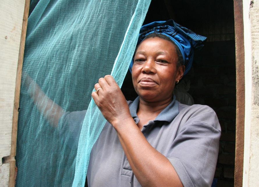 Feature about malaria in Tanzania